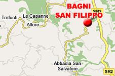 Bagni San Filippo Informazioni